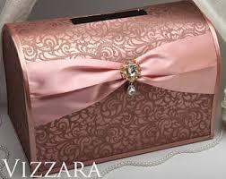wedding gift gold wedding gift box etsy