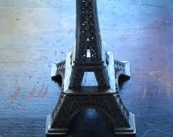 eiffel tower decor etsy