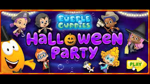 bubble guppies halloween party english full episode youtube