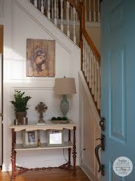 new home tour entryway and dining room sometimes martha always mary