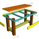 Wooden Table Plans Wood Patio Table Plans Pdf Dma Homes 72672