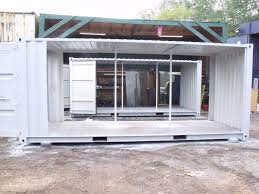 garage freight container shipping container house plans shipping
