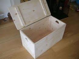 Wood Toy Box Instructions by Wooden Toy Chest Bench Foter