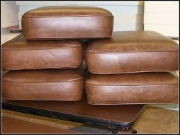 Cover Leather Sofa Faux Leather Sofa Cushion Covers Sofa Home Furniture Ideas Sofa
