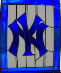 stained glass door patterns new york yankees sports stained glass pinterest glass