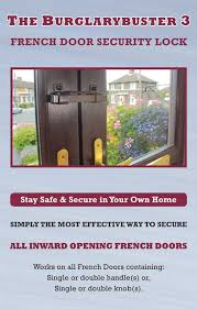 Secure French Doors - zentry forced entry security solutions usa