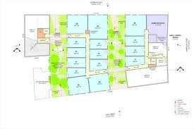 Garden Floor Plan 1532 Harrison