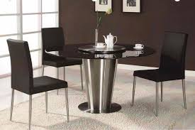 Modern Dining Table And Chairs Set Stunning Black Kitchen Table And Chairs With Contemporary Kitchen