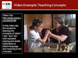 Teaching Deaf Blind Students Instructional Strategies For Teaching Learners Who Are Deaf Blind
