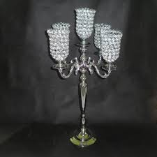 wholesale crystal and iron candelabra online buy best crystal