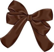 brown ribbon fm s f element 31 png bows and ribbon christmas