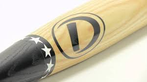pitch bats d bat ash wood softball bat sbsp black pitch