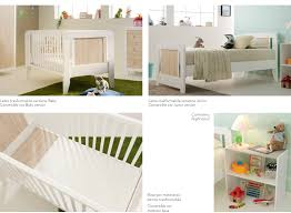 Convertible Crib Mattress by Convertible Baby Cot To The Bed Contemporary Design Italian