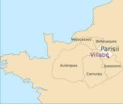 Seine River World Map by Parisii Gaul Wikipedia