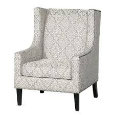 Traditional Accent Chair Fabric Leather Stationary Chairs Rc Willey