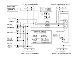 pretty interstate equipment trailer wiring diagram images wiring