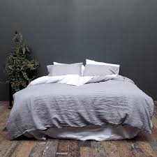 What Size Is King Size Duvet Cover Dove Grey Linen Super King Size Duvet Cover Piglet
