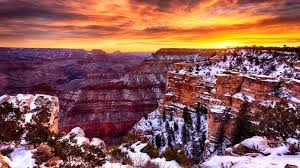 grand winter and new year trips national parks