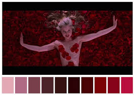 famous movies color palettes from famous movies show how colors set the mood of a film