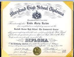 graduation diploma home
