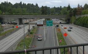 Wsdot Seattle Traffic Flow Map by Mercer Island To Sue Sound Transit Wsdot Over I 90 Access