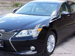 lexus es 350 factory warranty 2013 used lexus es 350 4dr sedan at birmingham luxury motors al