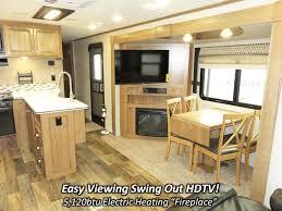 2017 forest river rockwood windjammer 3029w travel trailer