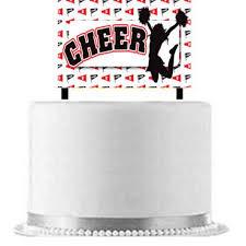 cheerleader cake decoration banner walmart com