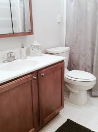 Small Bathroom Makeovers Pictures - glamourized a small bathroom makeover for my mom u2013 myfixituplife