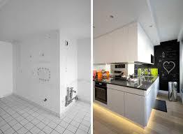 cuisine appartement aménagement d un appartement contemporain 4 pièces 85m2