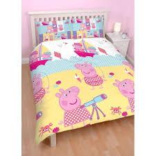 Peppa Pig Single Duvet Set Peppa Pig U0027nautical U0027 66x54 Pep 385057 Buy Online Ireland