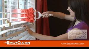 How To Dust Wood Blinds Fast Easy Cleaning For Your Blinds U0026 Shutters Youtube