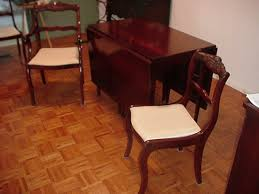 Antique Dining Table And Chairs For Sale Antiques Classifieds Drop Antique Dining Room Furniture For Sale