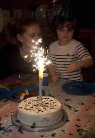 sparkler candles for cakes indoor birthday sparklers and candles for uk celebrations