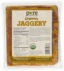amazon com 2 2 lbs organic jaggery pure indian foods r brand