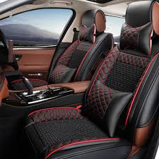 couvre si e spécial en cuir housses de siège de voiture pour porsche cayenne