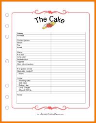 wedding planning organizer 4 wedding planning worksheets expense report