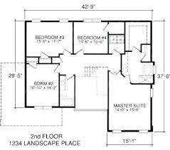 detailed floor plans detailed house plans house plan measurements our professionally