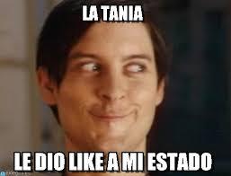 Tania Meme - la tania spiderman peter parker meme on memegen