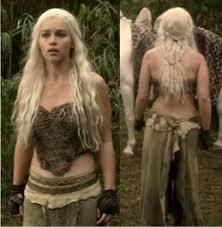 Game Thrones Halloween Costumes Khaleesi Khaleesi Costume Details Cosplay Renfaire Costume