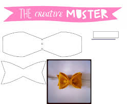 hair bow templates delighted hair bow template pictures inspiration exle resume