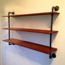 sensational design ideas wood wall mounted shelving stunning foter