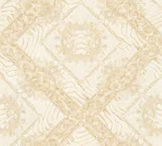 wallpaper versace home zebra ornaments metallic 34904 4