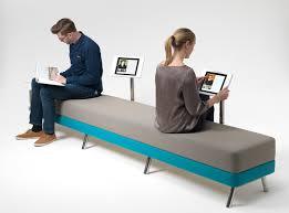 ipad bench nonstop sofa by ontwerpwerk agency