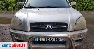 2006 hyundai tucson airbag light hyundai tucson 2 0 l visureigis 2006 06 m a7226615 autoplius lt