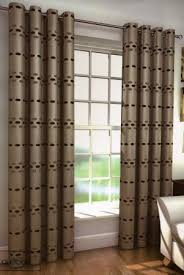 Chocolate Curtains Eyelet Collection In Chocolate Curtains Eyelet Ideas With