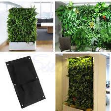 Ebay Vertical Garden - living wall planter hanging herb garden outdoor vegatable vertical