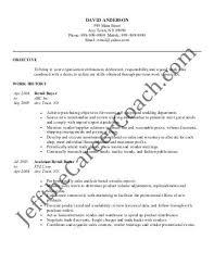 Buyer Resume Sample by Merchandise Planner And Buyer Resume Pdf Version Workbloom