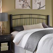 King Metal Headboard Fashion Bed B92246 Scottsdale King Metal Headboard In Black