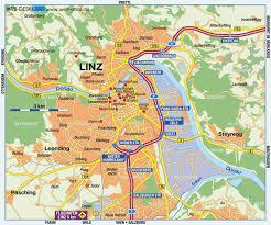 Austria Map Linz Map Toursmaps Com